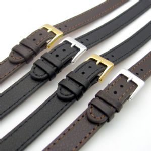 XXL Leather Watch Strap Band 10mm 12mm 14mm C023